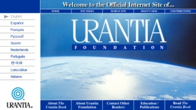 Book of urantia wikipedia